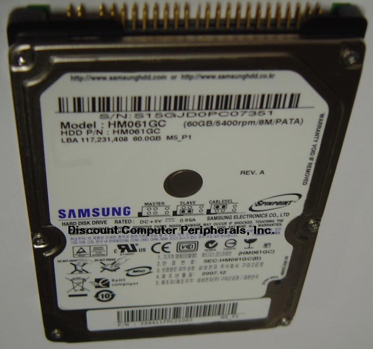 Samsung HM061GC