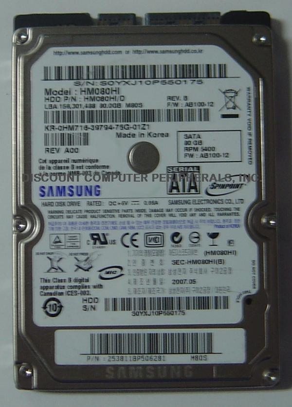 Samsung HM080HI