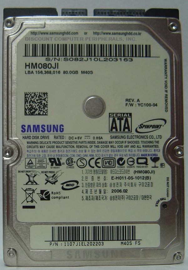 Samsung HM080JI