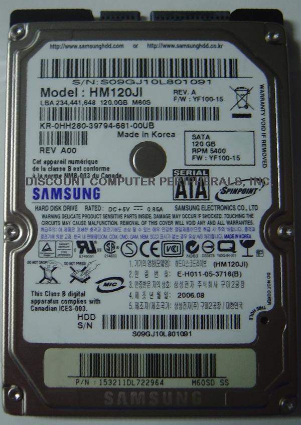 Samsung HM120JI