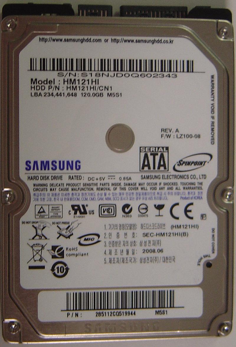 Samsung HM121HI_NEW