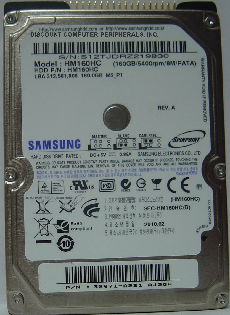 Samsung HM160HC_NEW