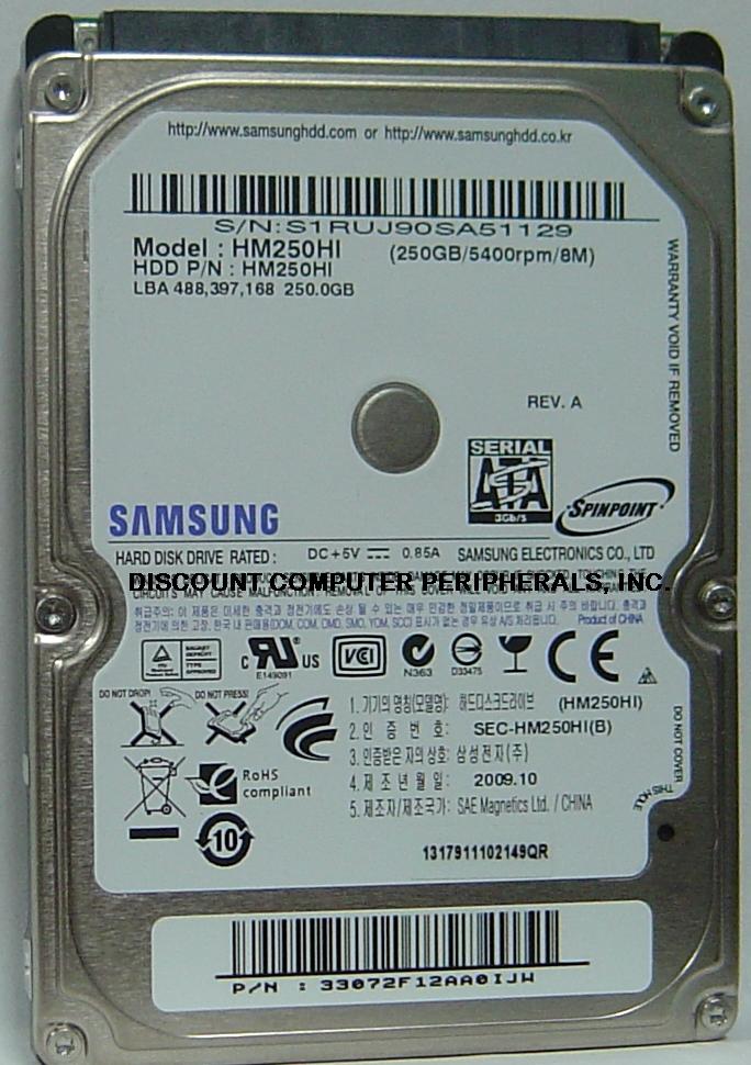 Samsung HM250HI