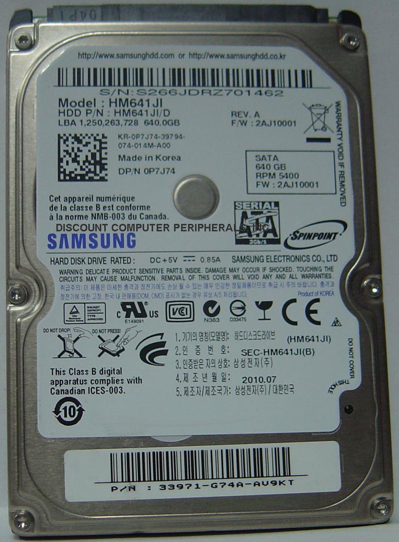 Samsung HM641JI