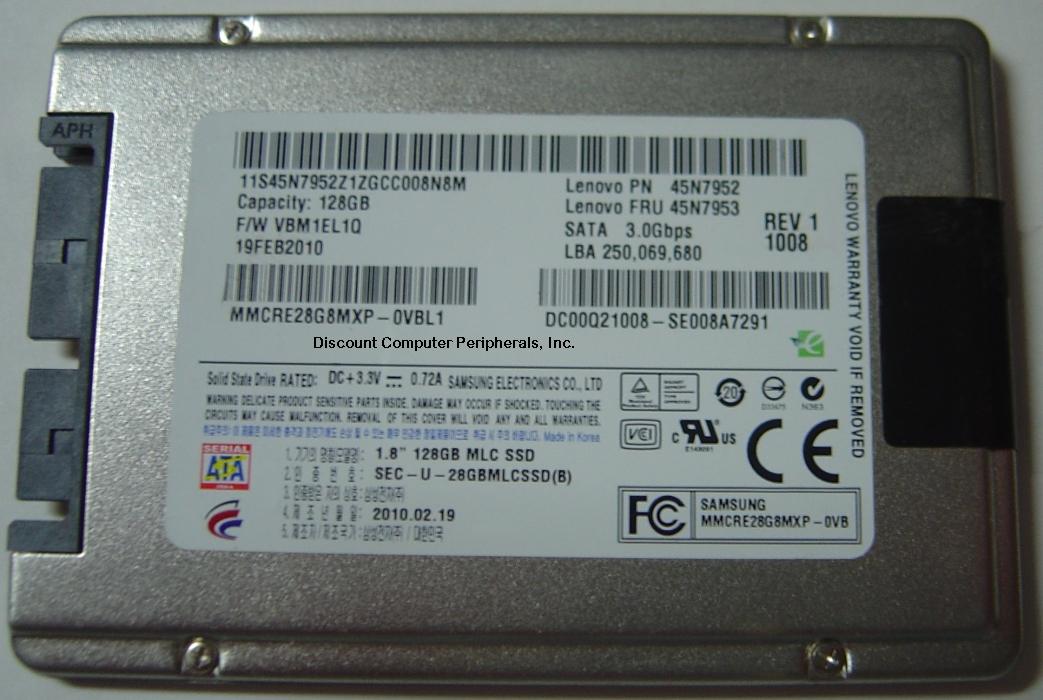 Samsung MMCRE28G8MXP