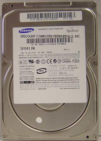 Samsung SP0411N
