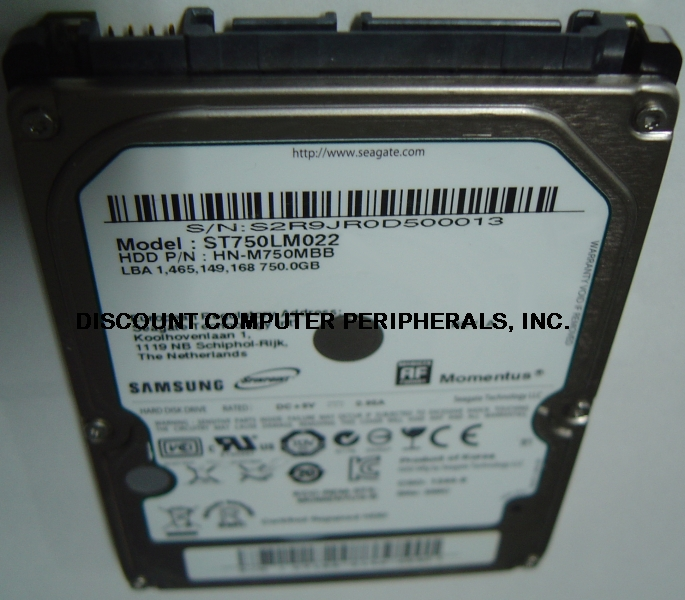 Samsung ST750LM022