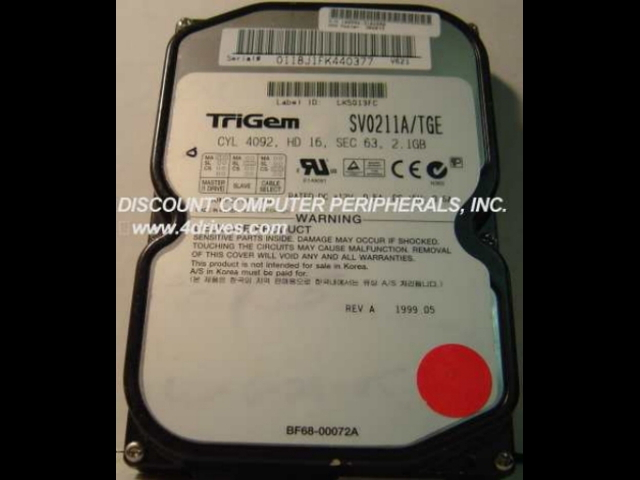 Samsung SV0211A_TGE