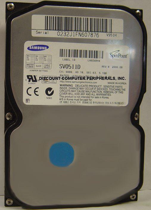 Samsung SV0511D