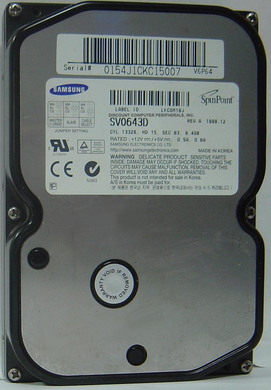 Samsung SV0643D