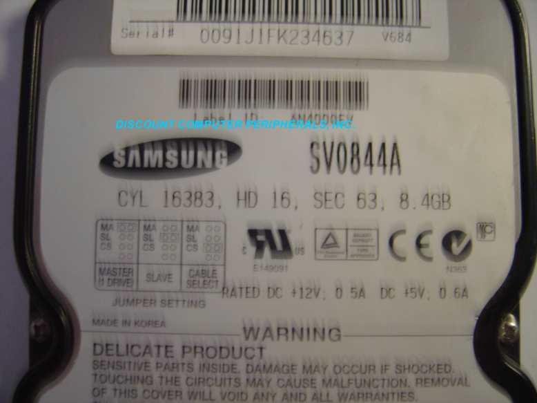 Samsung SV0844A