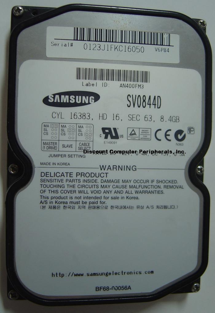 Samsung SV0844D