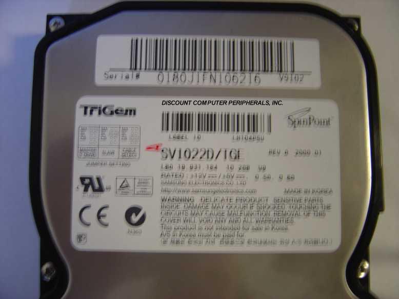 Samsung SV1022D