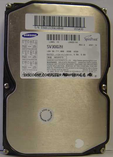 Samsung SV3002H