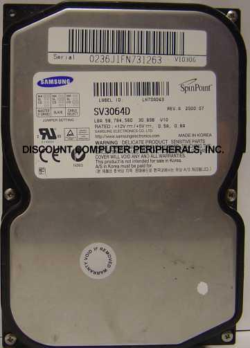 Samsung SV3064D
