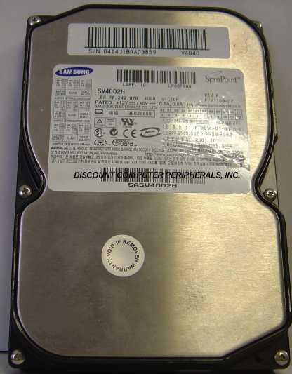Samsung SV4002H