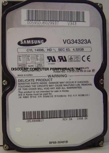 Samsung VG34323A