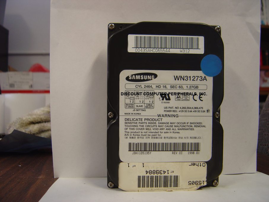 Samsung WN31273A