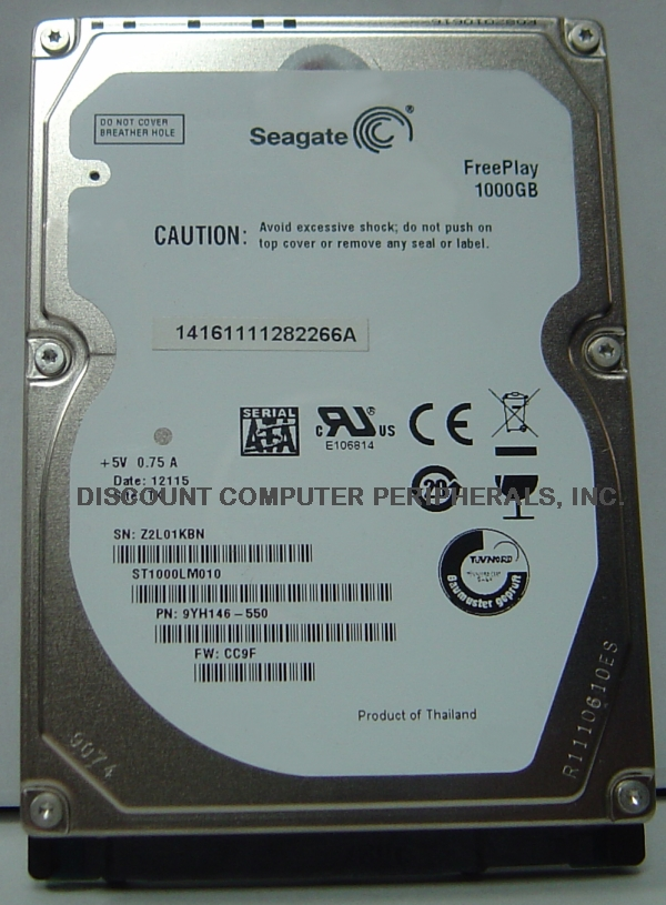 Seagate ST1000LM010
