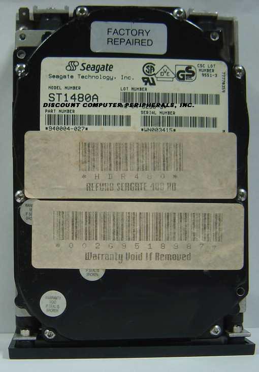 Seagate ST1480A