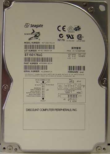 Seagate ST150176LC