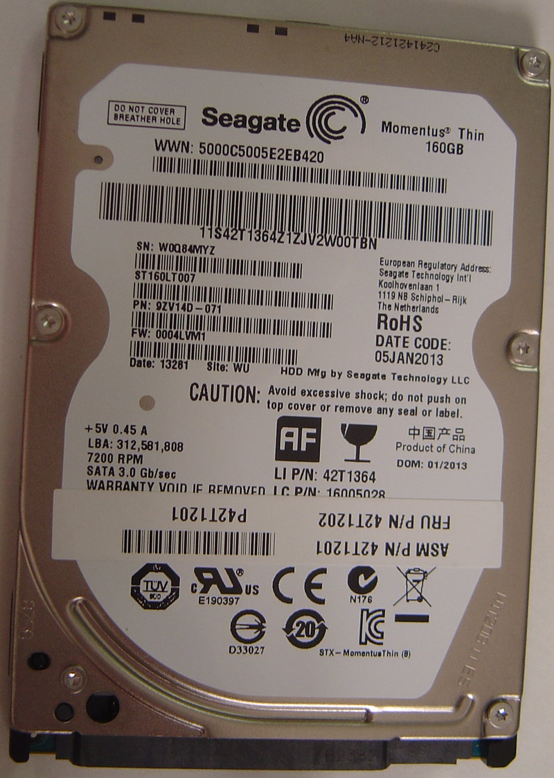 Seagate ST160LT007_NEW