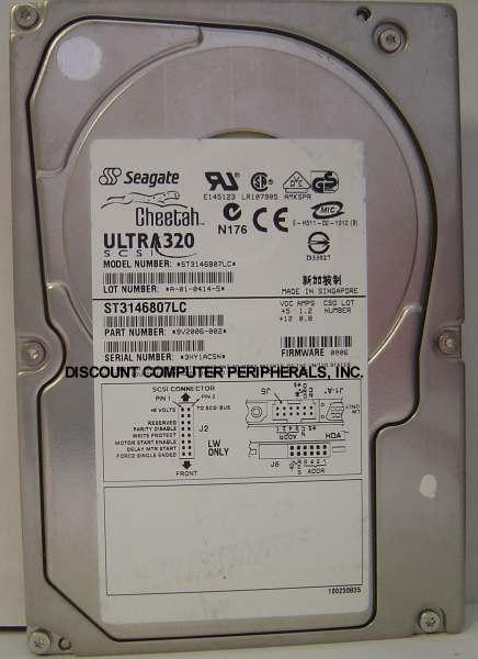 Seagate ST3146807LC