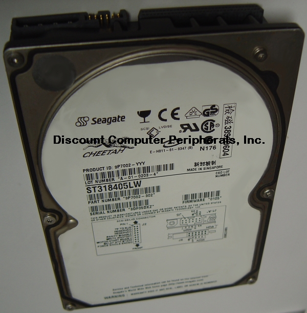 Seagate ST318405LW