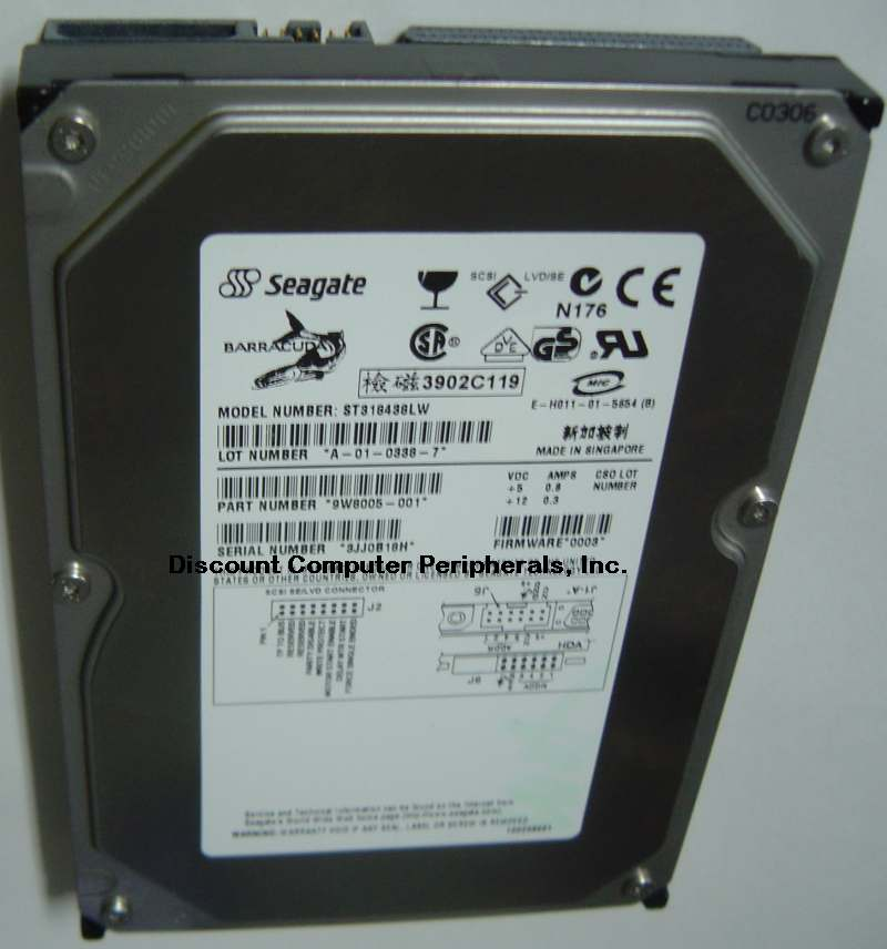 Seagate ST318438LW