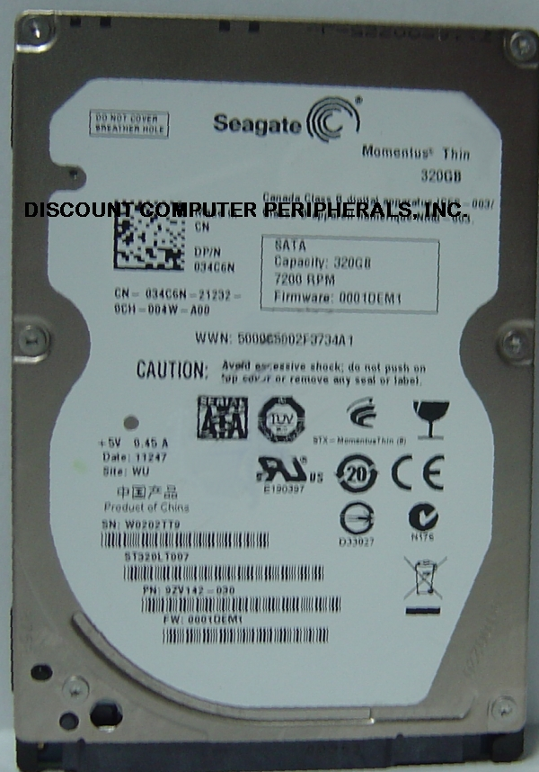 Seagate ST320LT007