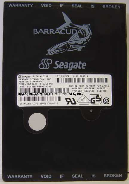 Seagate ST32550ND