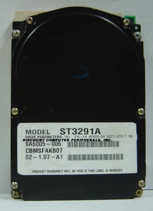 Seagate ST3291A