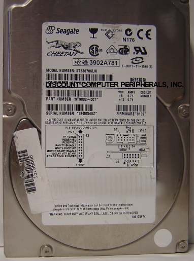 Seagate ST336706LW