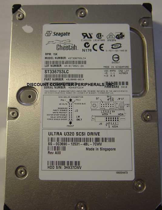 Seagate ST336753LC