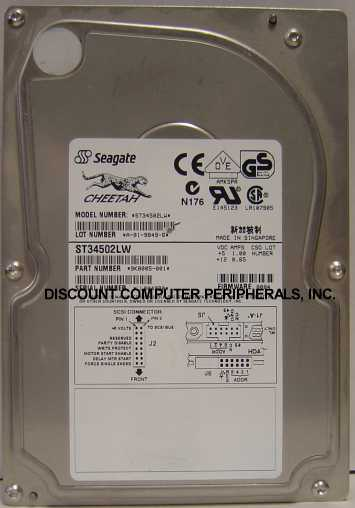 Seagate ST34502LW