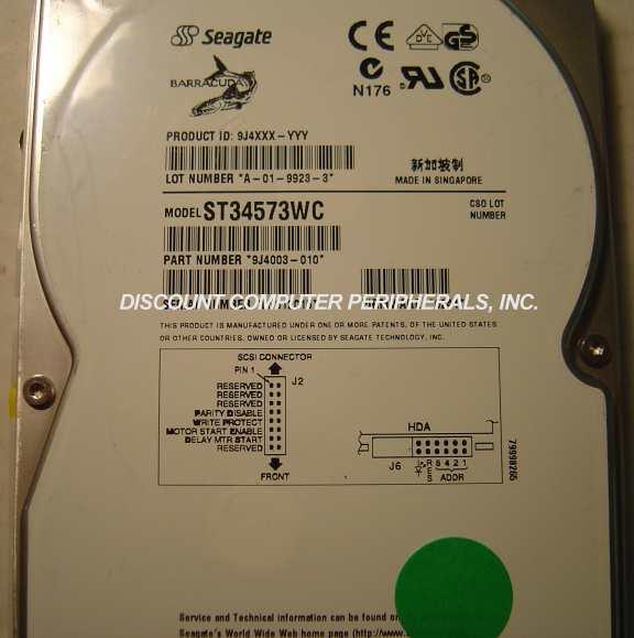 Seagate ST34573WC