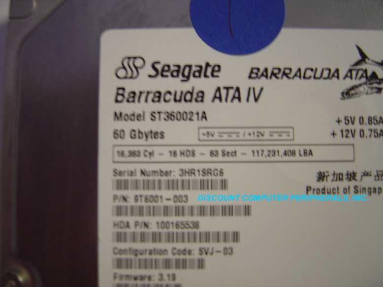 Seagate ST360021A