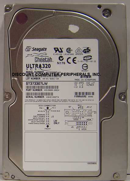 Seagate ST373307LW