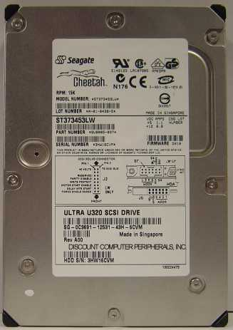 Seagate ST373453LW
