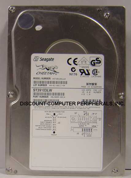 Seagate ST39103LW