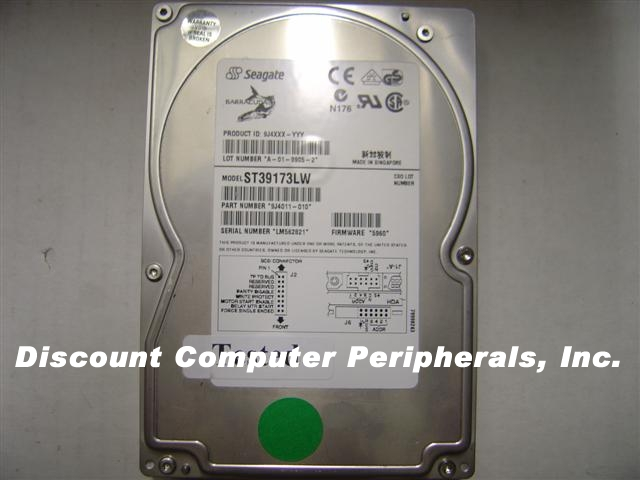 Seagate ST39173LW