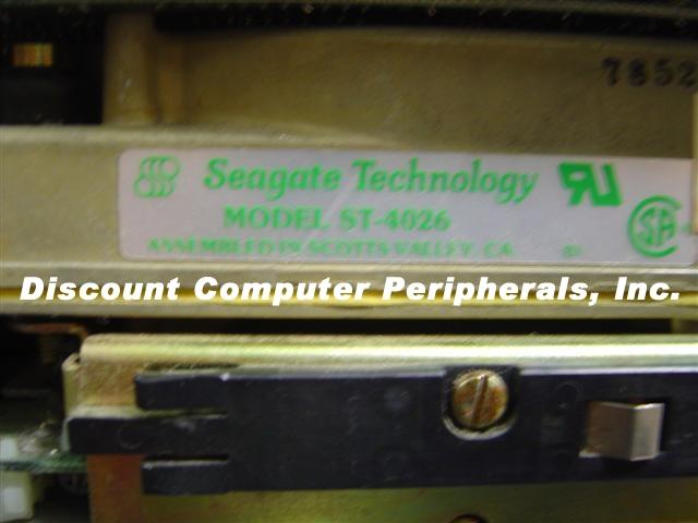 Seagate ST4026