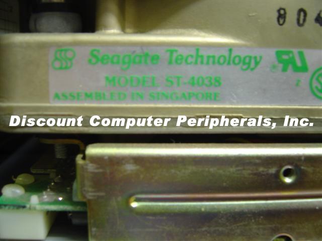 Seagate ST4038