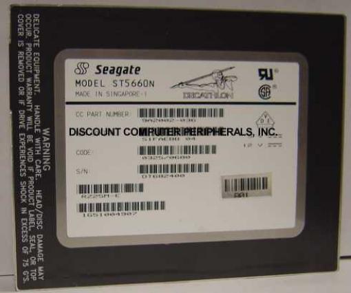 Seagate ST5660N