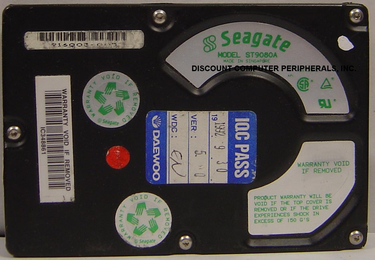 Seagate ST9080A