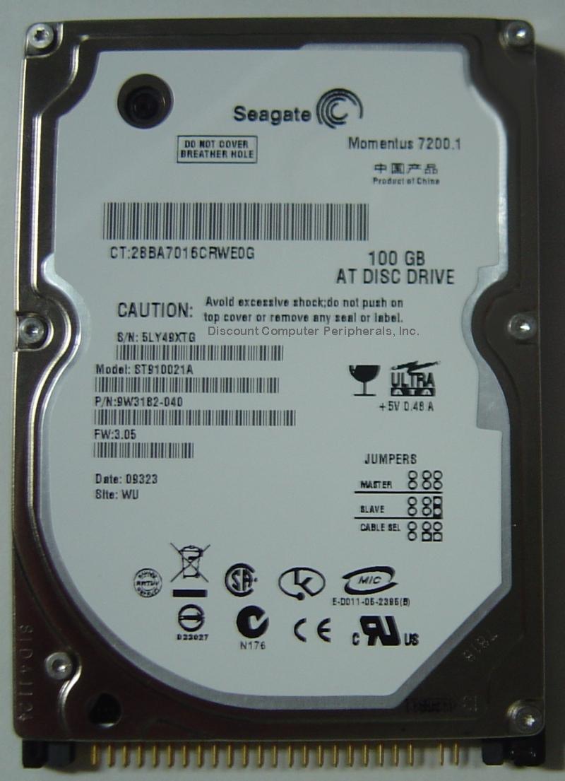 Seagate ST910021A_NEW