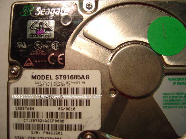 Seagate ST91685AG