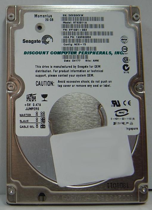 Seagate ST92011A