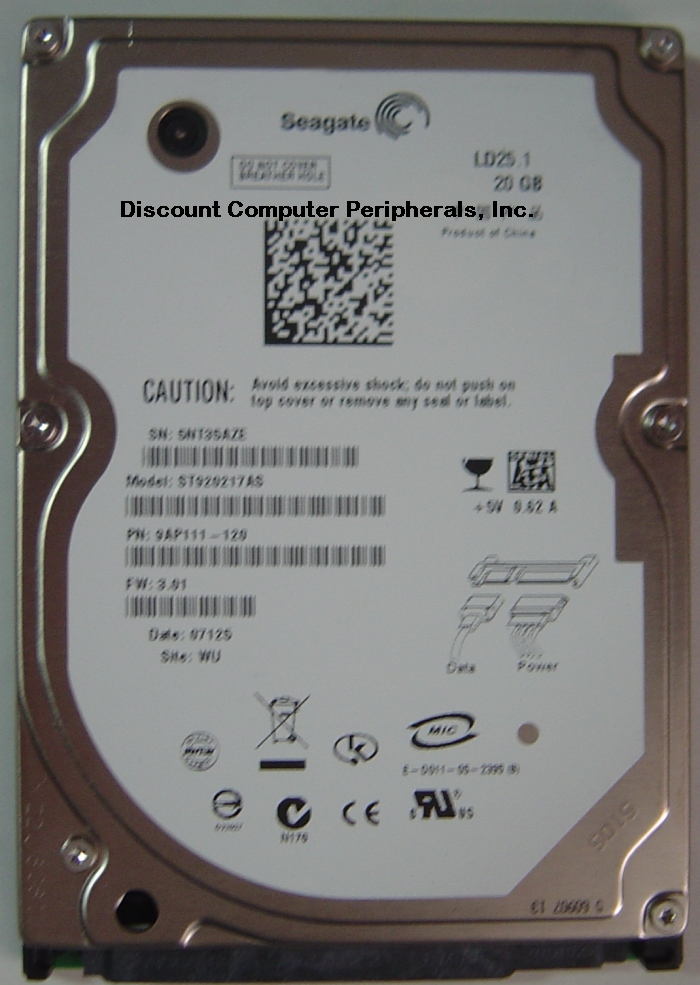 Seagate ST920217AS_NEW