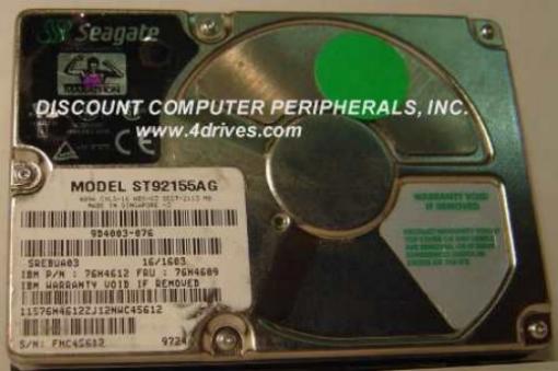 Seagate ST92155AG